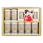 一人娘 本醸造 黒缶200ml 10本セット